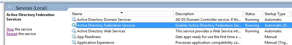 How to change the Port of ADFS 3 0 (Windows server 2012 R2