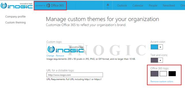 Customize and Personalize Office 365 Portal - Microsoft Dynamics ...