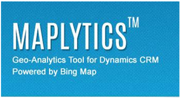 Dynamics CRM and Bing Maps integration using Maplytics – Add More