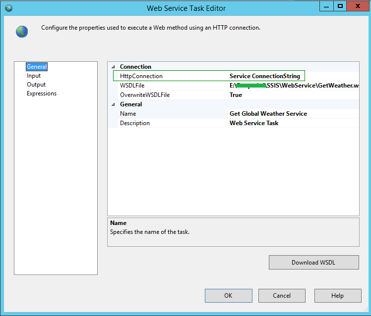 Load Data from Web Service to Dynamics CRM using SSIS | Microsoft