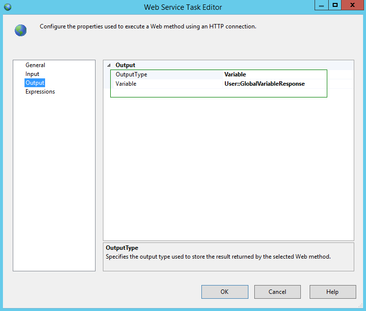 Load Data from Web Service to Dynamics CRM using SSIS