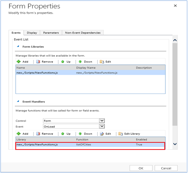 Design Auto Complete Text controls in crm 2016