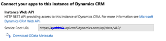 Querying data in Microsoft Dynamics CRM 2016