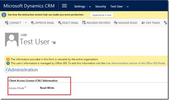 migrate from crm on premises to online