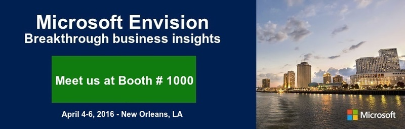 Inogic at Envision 16 - Booth 1000