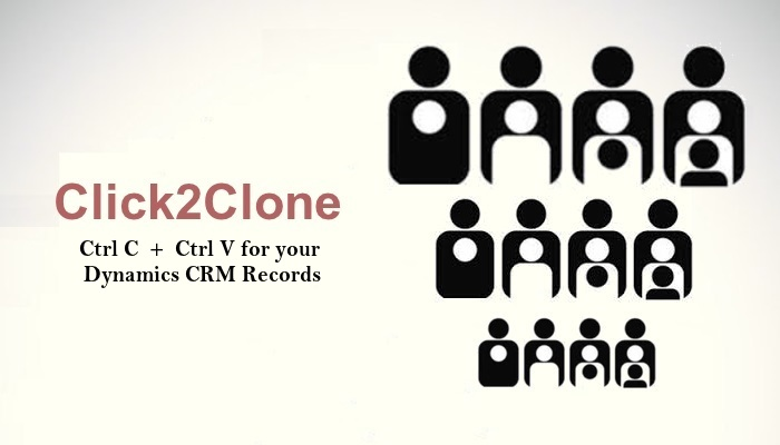 Clone Record Dynamics CRM On Premises