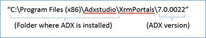 Dynamics CRM ADX Studio Portals