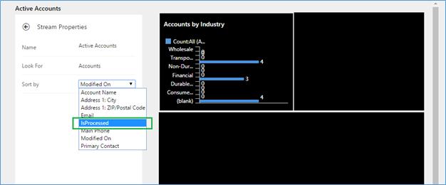 active accounts Dynamics CRM