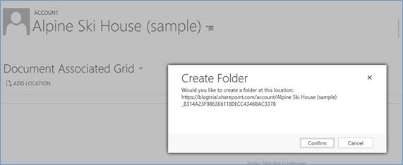 Create folder 1