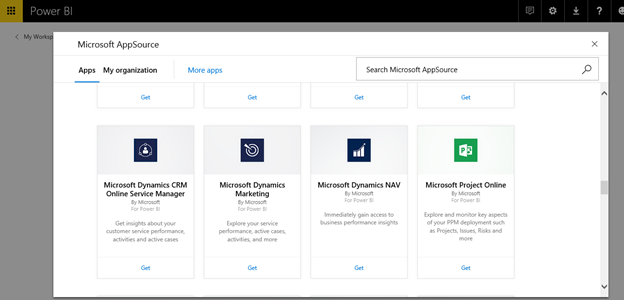 Steps to integrate Dynamics CRM Online and Power BI | Microsoft