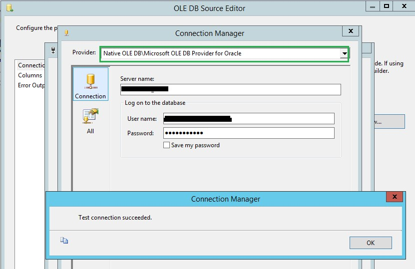 Steps To Connect SSIS to Oracle | Microsoft Dynamics 365 CRM Tips
