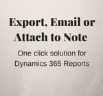 Export, Email or Attach to Note (1)
