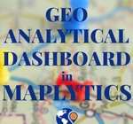 Geo Analytical Dashboard in Dynamics 365