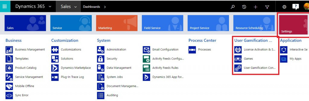 Custom solution components Dynamics 365/CRM