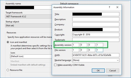 Plugin-in assembly in Dynamics 365