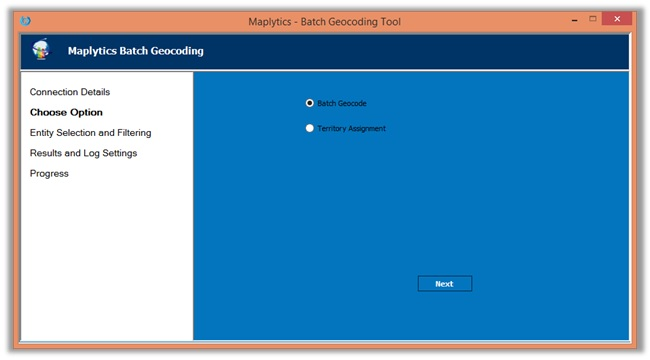 Geocoding Bing Maps Dynamics CRM Data