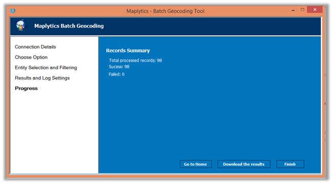 Dynamics CRM Data Geocoding Bing Map