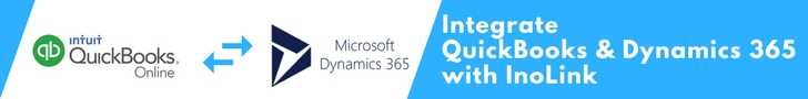 InoLink: QuickBooks integration with Dynamics CRM / Dynamics 365