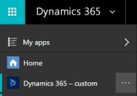 Changing the Default Business App Name in Dynamics 365