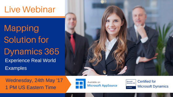 Mapping Solution for Dynamics 365