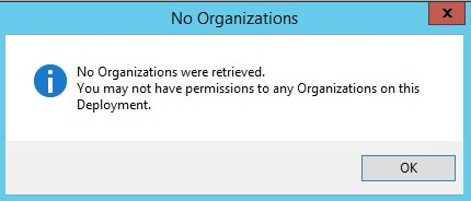 Unable to connect IFD Dynamics CRM using Plugin Registration Tool