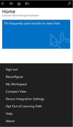 Dynamics 365 for Phones and Tablets 5