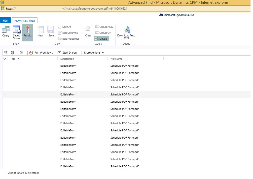 Approaching Storage Limit in Dynamics 365 Watch out VOC logs