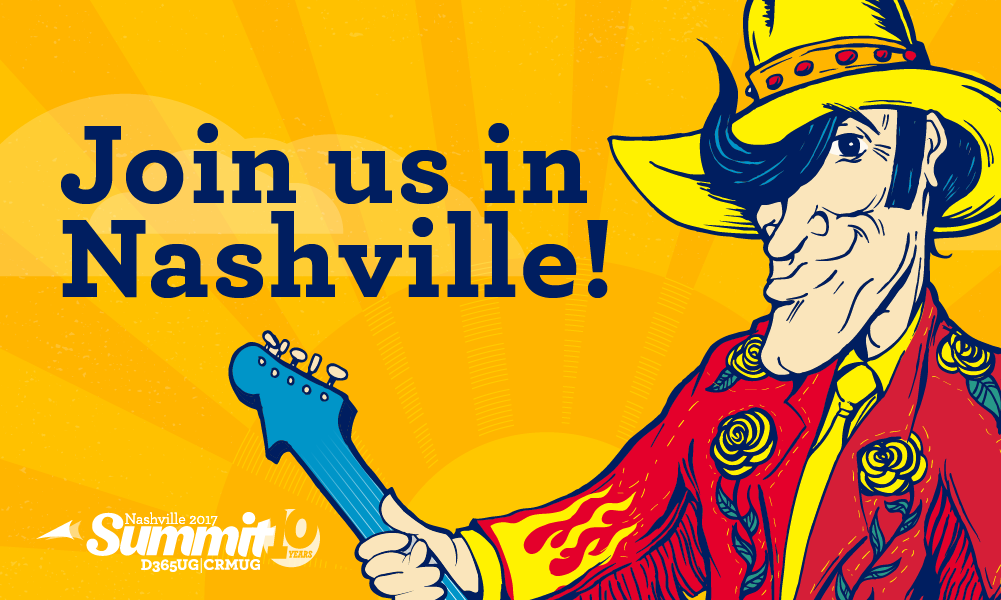 Join Inogic at D365UG/CRMUG Summit Nashville!
