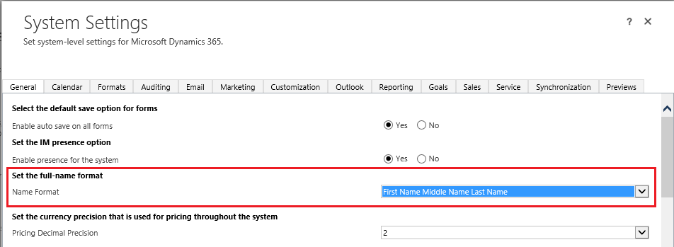 Tip – Composite Name field in Dynamics 365_3