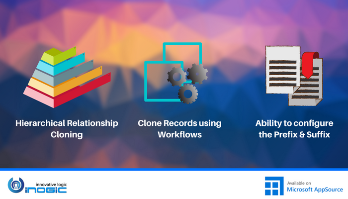 Add-on to copy/clone Dynamics CRM/Dynamics 365 records