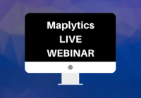 [Live Webinar] Maplytics August 2017 Release – Uniquely Yours