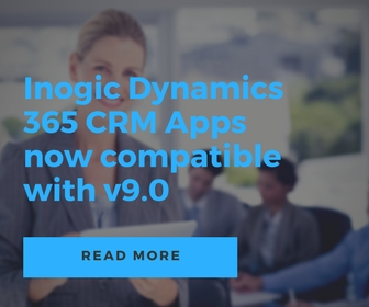 Inogic Dynamics 365 CRM Apps now compatible with v9.0