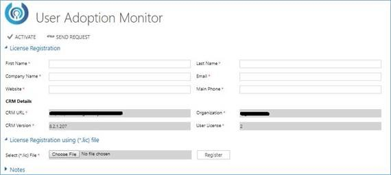 Activate User Adoption Monitor