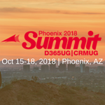 CRMUG Summit Blog
