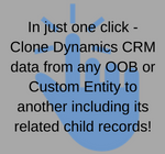 Clone quote Dynamics CRM