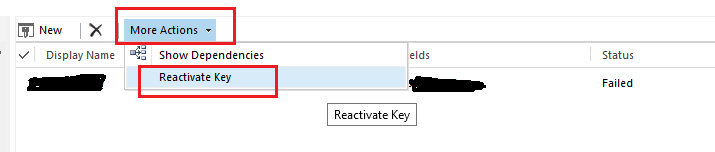 Handle Alternate Key Exception in Dynamics 365