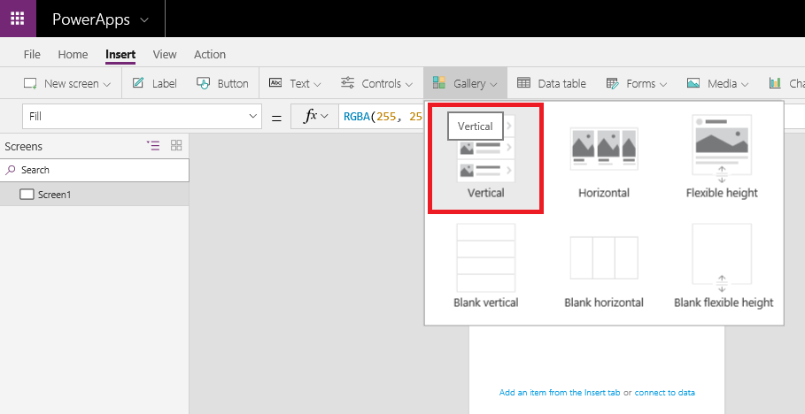 Create Attachment in CRM with Camera Control using Canvas App in PowerApps