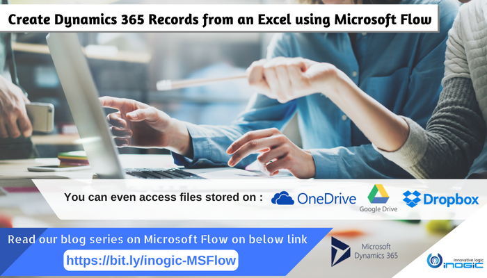Create Dynamics 365 Records