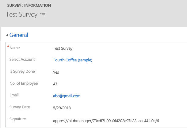 Create records in Dynamics 365 with Canvas PowerApp