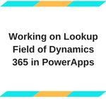Set Lookup Value of Dynamics365 in Power App