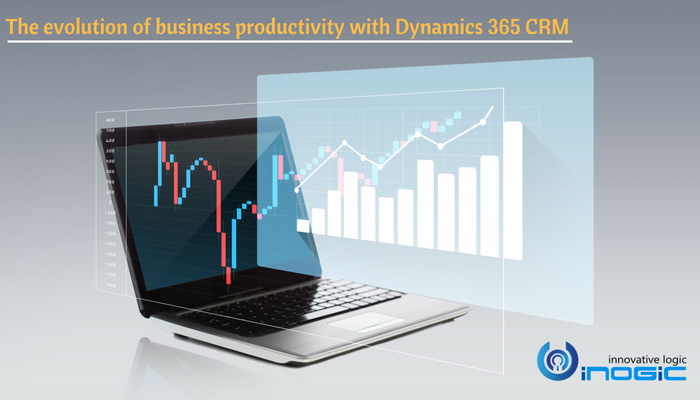 The evolution of business productivity with Dynamics 365 CRM