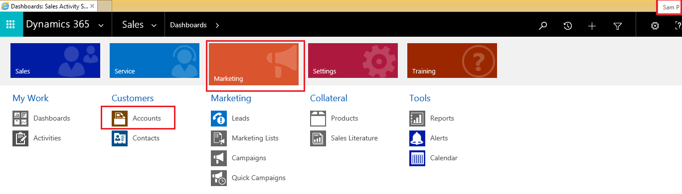 5Sitemap Privileges feature in Dynamics 365