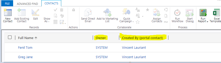 Identify the Source of Records Created From Microsoft Portal in Dynamics 365