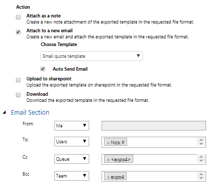Export Dynamics CRM Report to PDF