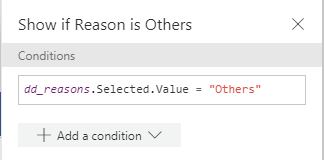 PowerApps – Alter Component(s) properties based off of other field(s) value using Rules