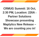 CRMUG Summit 2018