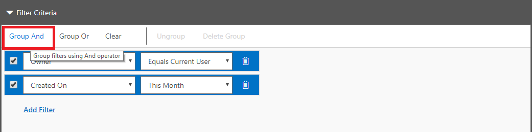 Create a system views by using App Designer in Dynamics 365 CRM