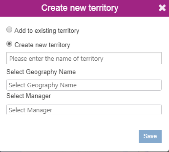 Dynamics CRM Territory Management