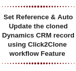 Click2Clone Set References