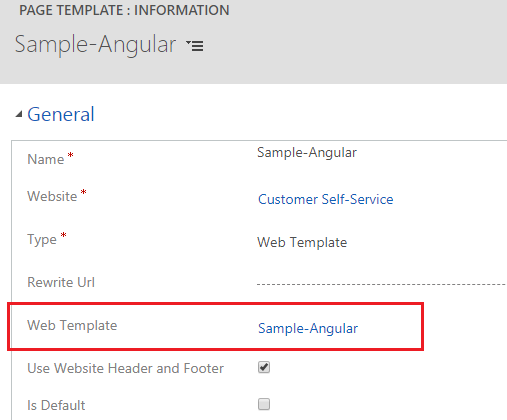 Working with Angular JS framework in Dynamics CRM Portal